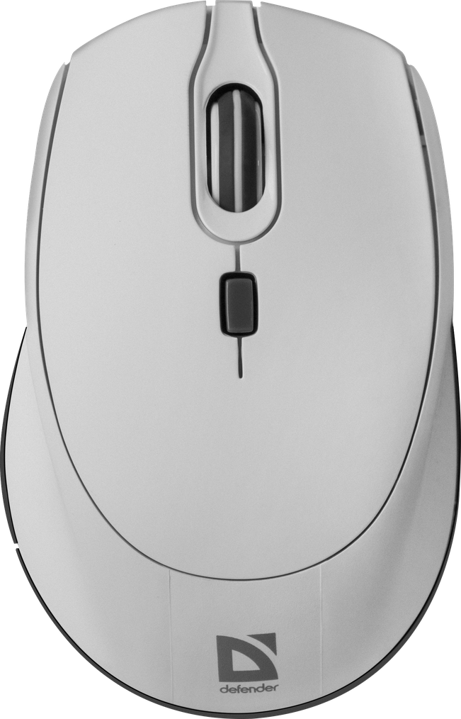 4b9940905d1 Wireless optical mouse Defender Genesis MB-795 White, 4D, 1200 ...