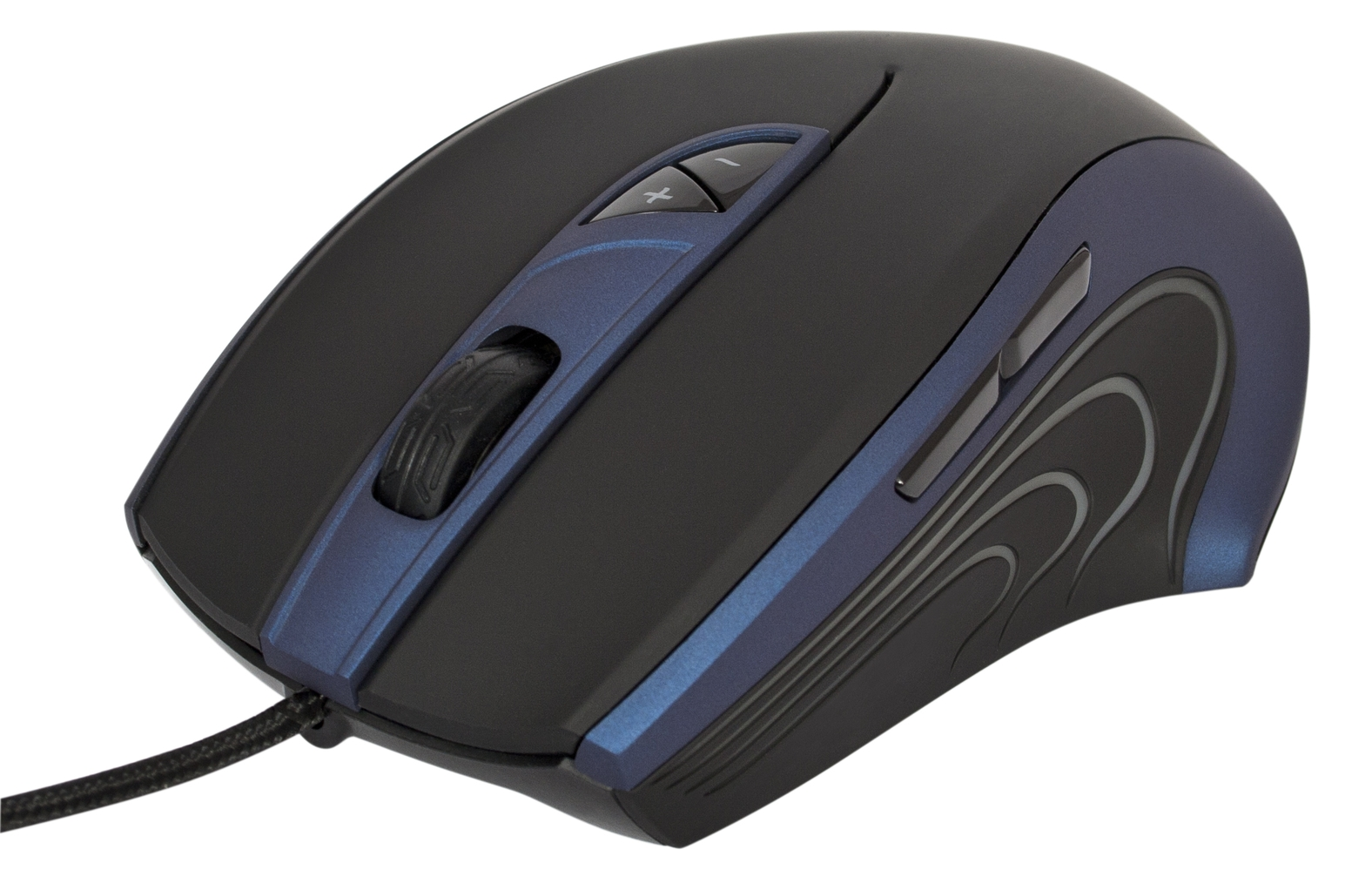 Wired gaming mouse Defender Warhead GMX-1800 laser,7 buttons,800-6000dpi
